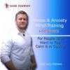 Hörbuch Cover: Stress and Anxiety Mind-Training Hypnosis (Download)