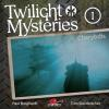 Hörbuch Cover: Twilight Mysteries, Die neuen Folgen, Folge 1: Charybdis (Download)
