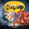 Hörbuch Cover: Batman, Stone King, Folge 1: Pyramide (Download)