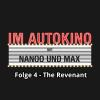 Hörbuch Cover: Im Autokino, Folge 4: The Revenant (Download)