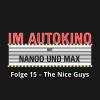 Hörbuch Cover: Im Autokino, Folge 15: The Nice Guys (Download)
