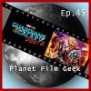 Hörbuch Cover: Planet Film Geek, PFG Episode 45: Guardians of the Galaxy, Vol. 2 (Download)
