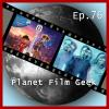 Hörbuch Cover: Planet Film Geek, PFG Episode 76: Coco, Flatliners (Download)