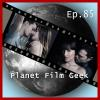 Hörbuch Cover: Planet Film Geek, PFG Episode 85: Fifty Shades Freed, The Cloverfield Paradox, Wind River (Download)