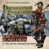 Hörbuch Cover: Pathfinder Legends - Rise of the Runelords, 3: The Hook Mountain Massacre (Unabridged) (Download)