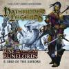 Hörbuch Cover: Pathfinder Legends - Rise of the Runelords, 5: Sins of the Saviors (Unabridged) (Download)
