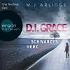 Hörbuch Cover: D.I. Grace - Schwarzes Herz (Download)