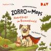 Hörbuch Cover: Zorro, der Mops (Download)