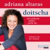 Hörbuch Cover: Doitscha (Download)