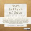 Hörbuch Cover: More Letters of Note (Download)