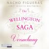 Hörbuch Cover: Die Wellington-Saga - Versuchung (Download)