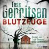 Hörbuch Cover: Blutzeuge (Download)