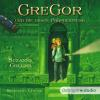 Hörbuch Cover: Gregor und die graue Prophezeiung (Download)