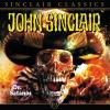 Hörbuch Cover: John Sinclair Classics, Folge 3: Dr. Satanos (Download)
