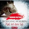 Hörbuch Cover: Horror Factory, Folge 1: Pakt mit dem Tod (Download)