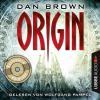 Hörbuch Cover: Origin - Robert Langdon 5 (Hörprobe) (Download)