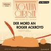 Hörbuch Cover: Der Mord an Roger Ackroyd (Download)