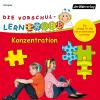 Hörbuch Cover: Die Vorschul-Lernraupe: Konzentration (Download)