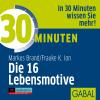 Hörbuch Cover: 30 Minuten Die 16 Lebensmotive (Download)