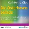 Hörbuch Cover: Die Osterhasenballade (Download)