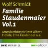 Hörbuch Cover: Familie Staudenmeier Vol. 1 (Download)