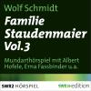 Hörbuch Cover: Familie Staudenmeier Vol. 3 (Download)