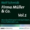 Hörbuch Cover: Firma Müller & Co. Vol.1 (Download)