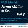 Hörbuch Cover: Firma Müller & Co. Vol.3 (Download)