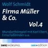 Hörbuch Cover: Firma Müller & Co. Vol.4 (Download)