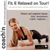 Hörbuch Cover: Fit & Relaxed on Tour! (Download)