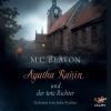 Hörbuch Cover: Agatha Raisin und der tote Richter (Download)