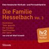 Hörbuch Cover: Die Familie Hesselbach Vol. 3 (Download)