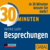 Hörbuch Cover: 30 Minuten Besprechungen (Download)