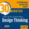 Hörbuch Cover: 30 Minuten Design Thinking (Download)