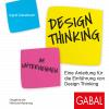 Hörbuch Cover: Design Thinking im Unternehmen (Download)
