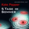 Hörbuch Cover: 5 Tage im Sommer (Download)