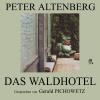 Hörbuch Cover: Das Waldhotel (Download)