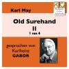 Hörbuch Cover: Old Surehand II (1 von 4) (Download)