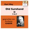 Hörbuch Cover: Old Surehand II (3 von 4) (Download)