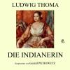 Hörbuch Cover: Die Indianerin (Download)