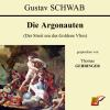 Hörbuch Cover: Die Argonauten (Download)