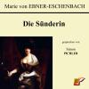 Hörbuch Cover: Die Sünderin (Download)
