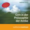 Hörbuch Cover: Gott in der Philosophie der Antike (Ungekürzt) (Download)